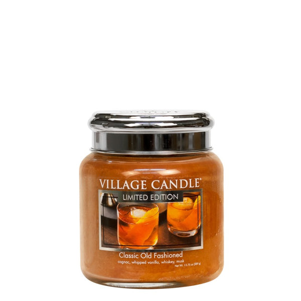 Village Candle Candela Media - Classic Old Fashioned - 454 Gr.