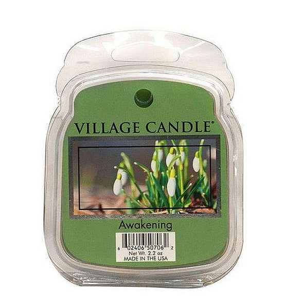 Village Candle Melt Cera - Awakening - 57 Gr.