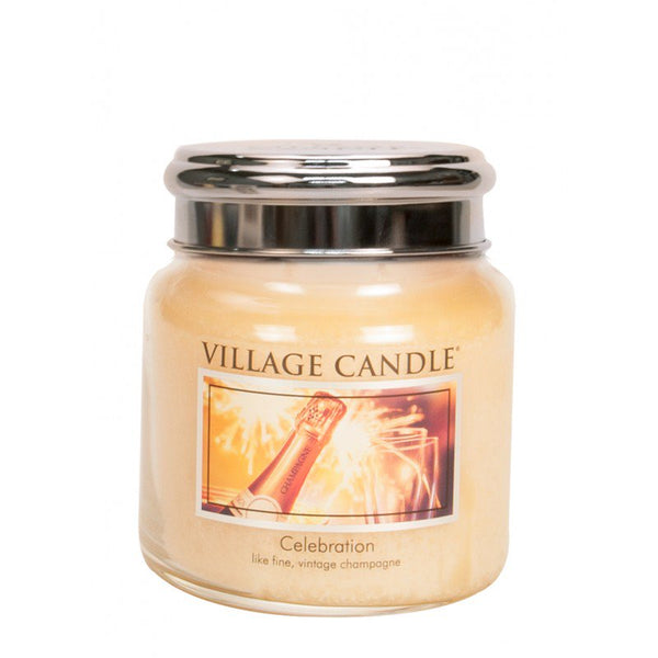 Village Candle Candela Media - Celebration - 454 Gr.