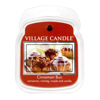 Village Candle Melt Cera - Cinnamon Bun - 57 Gr.