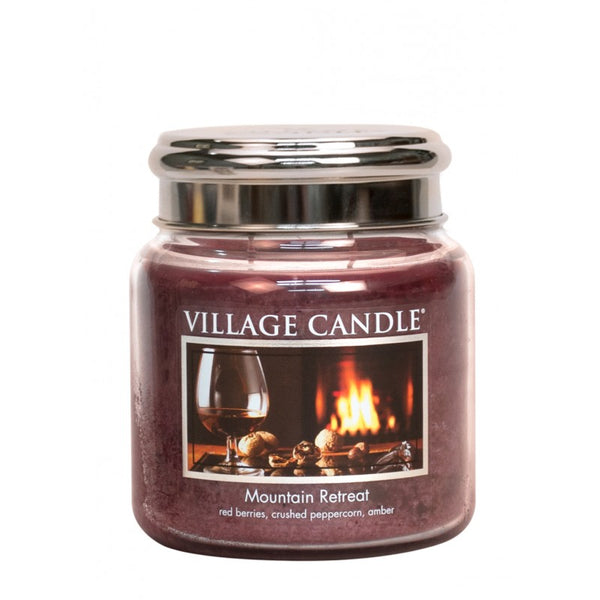 Village Candle Candela Media - Mountain Retreat - 454 Gr.