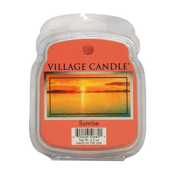 Village Candle Melt Cera -Sunrise - 57 Gr.