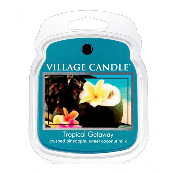 Village Candle Melt Cera - Tropical Getaway - 57 Gr.