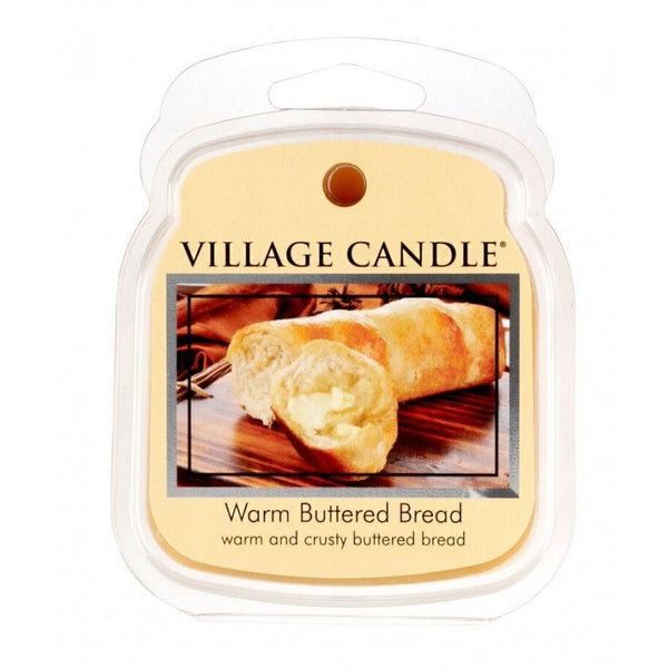 Village Candle Melt Cera - Warm Buttered Bread - 57 Gr.