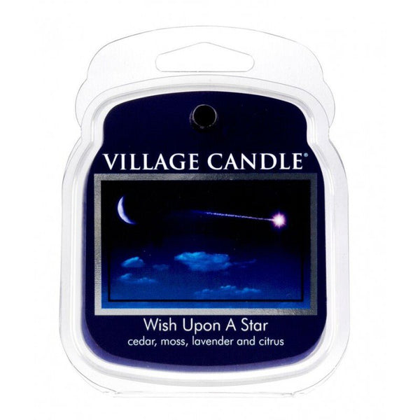 Village Candle Melt Cera - Wish Upon A Star - 57 Gr.