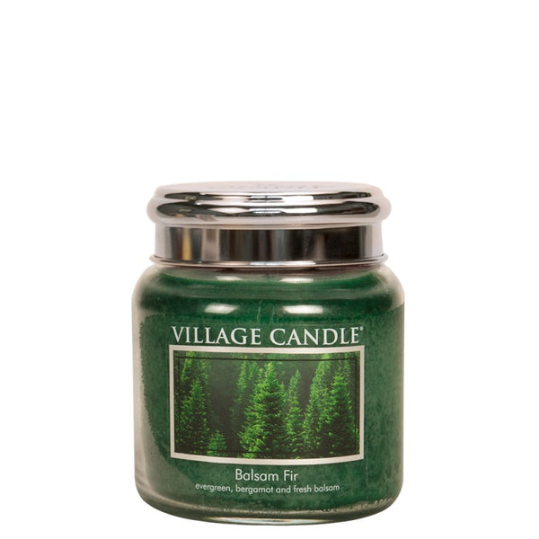 Village Candle Candela Media - Balsam Fir - 454 Gr.
