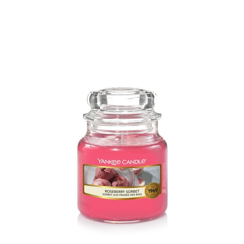 Yankee Candle - Roseberry Sorbet - 104 Gr.