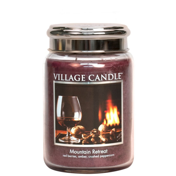 Village Candle Candela Grande - Mountain Retreat - 737 Gr.