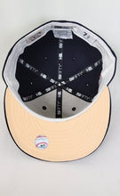 Load image into Gallery viewer, Navy Blue Heart New York Yankees Mango Bottom 2018 All Star Game New Era 59Fifty Fitted