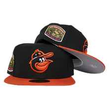 Load image into Gallery viewer, Baltimore Orioles Grey Bottom 1969 World Series New Era 59Fifty Fitted