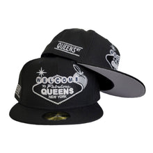 Load image into Gallery viewer, Black Welcome To Fabulous Queens New Era 59Fifty Fitted Hat