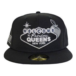 Black Welcome To Fabulous Queens New Era 59Fifty Fitted Hat
