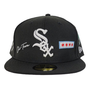 CHICAGO WHITE SOX ICONIC CITY NEW ERA 59FIFTY FITTED CAP