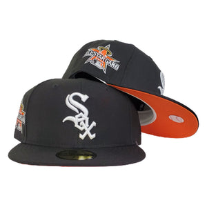 Chicago White Sox Black Orange Bottom 2010 All Star Game New Era 59Fifty Fitted