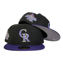 Load image into Gallery viewer, Colorado Rockies 2010 All Star Game Side Patch New Era 59Fifty Fitted Hat