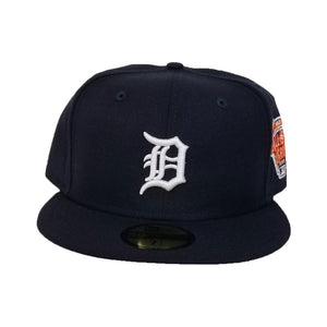 Detroit Tigers Navy Blue 2005 All Star Game New Era 59Fifty Fitted