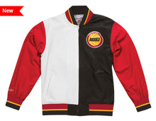 Load image into Gallery viewer, Houston Rockets Mitchell & Ness NBA Men's Team History Warm up Jacket