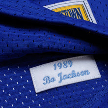 Load image into Gallery viewer, Kansas City Royals Bo Jackson Mitchell & Ness Royal 1989 Authentic Batting Mesh Practice Jersey