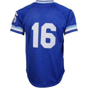Kansas City Royals Bo Jackson Mitchell & Ness Royal 1989 Authentic Batting Mesh Practice Jersey