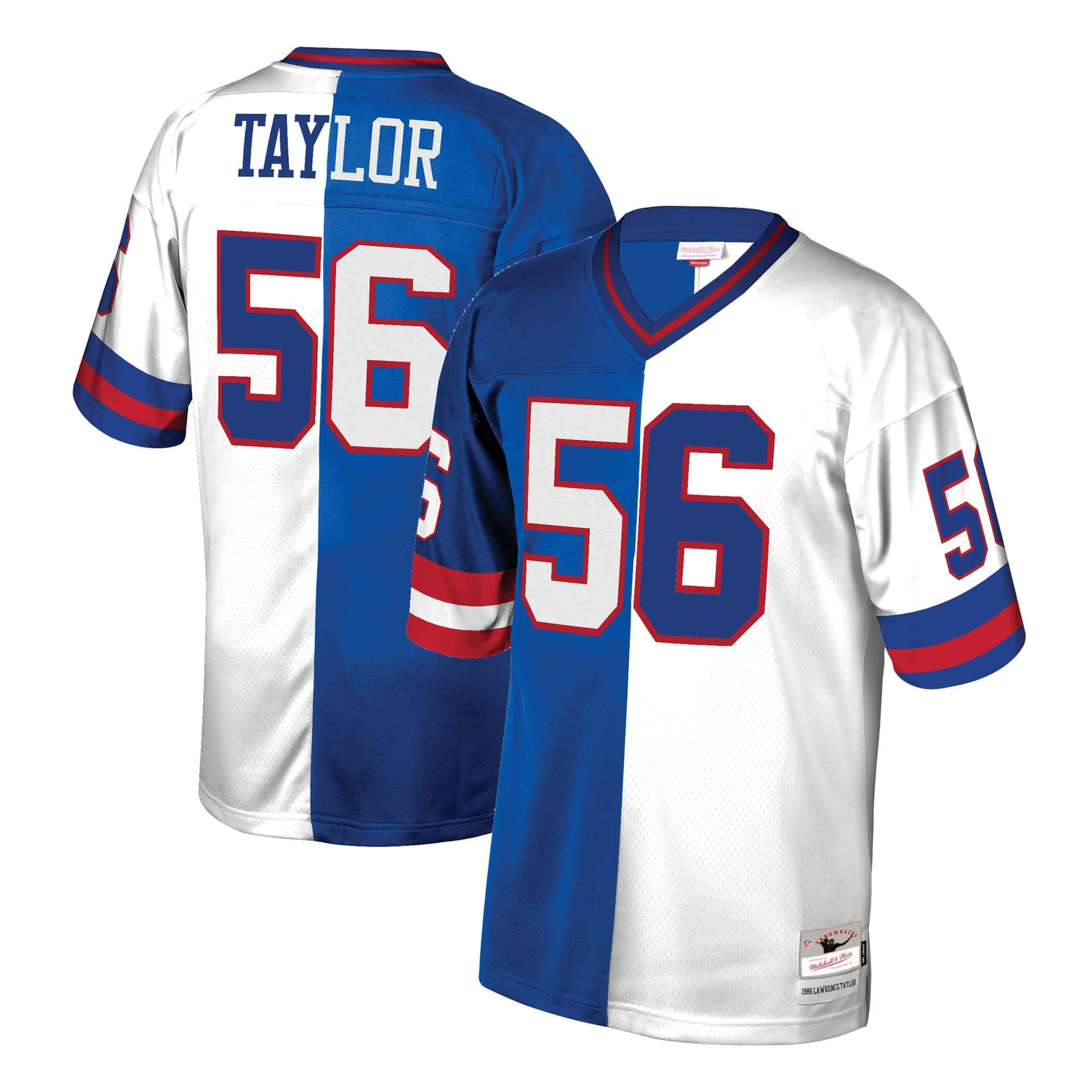Lawrence Taylor New York Giants Mitchell & Ness... – Exclusive ...