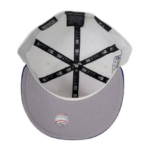 Load image into Gallery viewer, Los Angeles Dodgers White 50th Anniversary Side Patch New Era 59Fifty Fitted