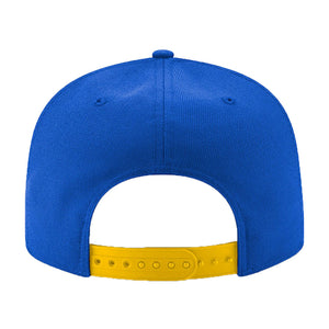 Los Angeles Rams New Era Royal Super Bowl LIII Side Patch Sideline 9FIFTY Snapback Adjustable Hat