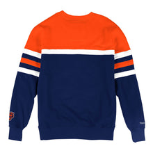 Load image into Gallery viewer, MITCHELL & NESS CHICAGO BEARS HEAD COACH CREW SWEATSHIRT