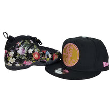 Load image into Gallery viewer, Matching 1¢ Penny Snapback for Nike Foamposite One Floral