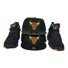 Load image into Gallery viewer, Matching Chicago Bulls New Era Fitted for Jordan 8 Tinker
