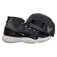 Load image into Gallery viewer, Matching New Era Chicago Bulls Snapback Hat For Jordan 11 Jubilee