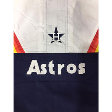 Load image into Gallery viewer, Mitchell & Ness Half Zip Anorak MLB Houston Astros Windbeaker Jacket