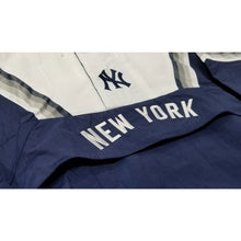 Load image into Gallery viewer, Mitchell & Ness Half Zip Anorak MLB New York Yankees Windbeaker Jacket