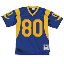 Load image into Gallery viewer, Mitchell & Ness Isaac Bruce 1999 St. Louis Rams Legacy Jersey NFL Replica Jersey