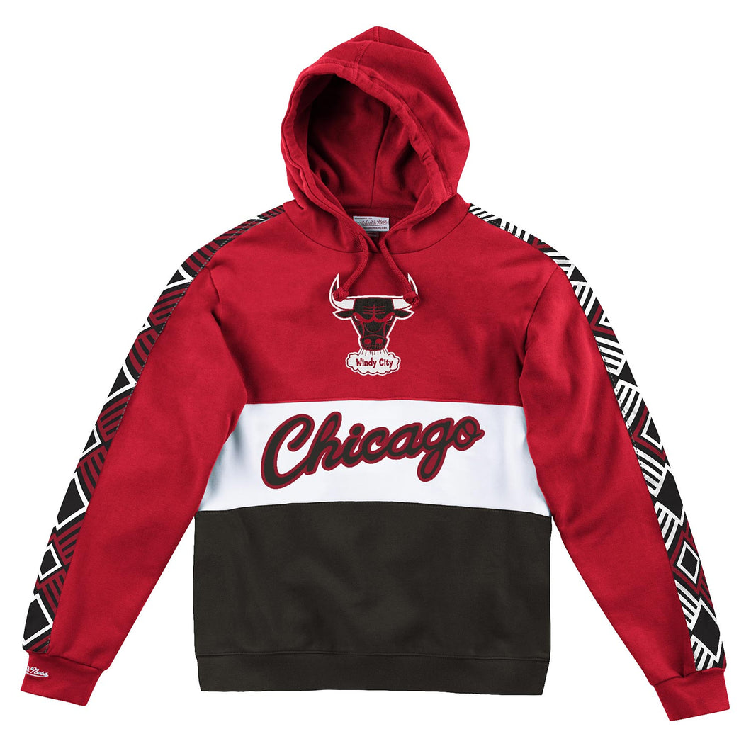 Mitchell & Ness Leading Scorer Fleece Hoody Chicago Bulls
