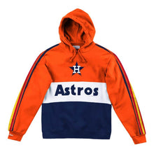 Load image into Gallery viewer, Mitchell & Ness Leading Scorer Fleece Hoody Houston Astros