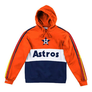 Mitchell & Ness Leading Scorer Fleece Hoody Houston Astros