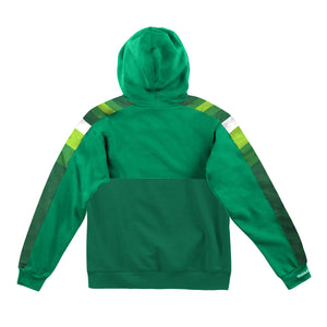 Mitchell & Ness Leading Scorer Fleece Hoody MILWAUKEE BUCKS