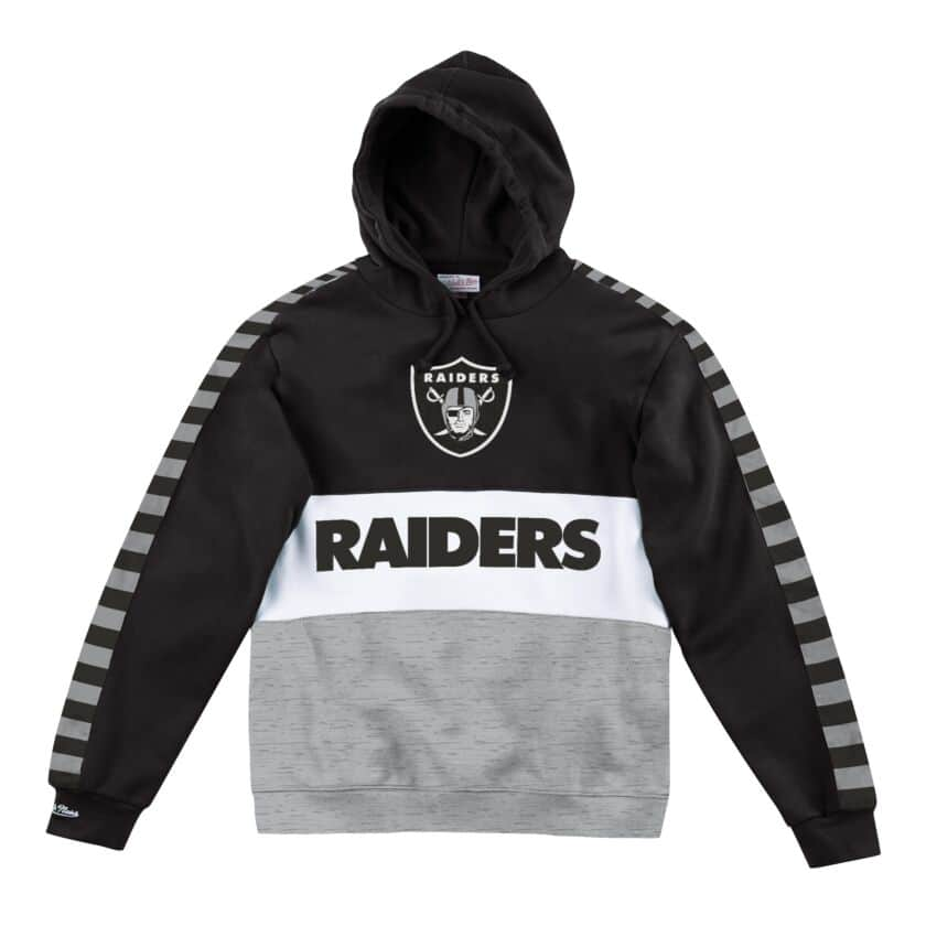Mitchell & Ness Leading Scorer Fleece Hoody Oakland Raiders