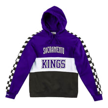 Load image into Gallery viewer, Mitchell & Ness Leading Scorer Fleece Hoody Sacramento Kings