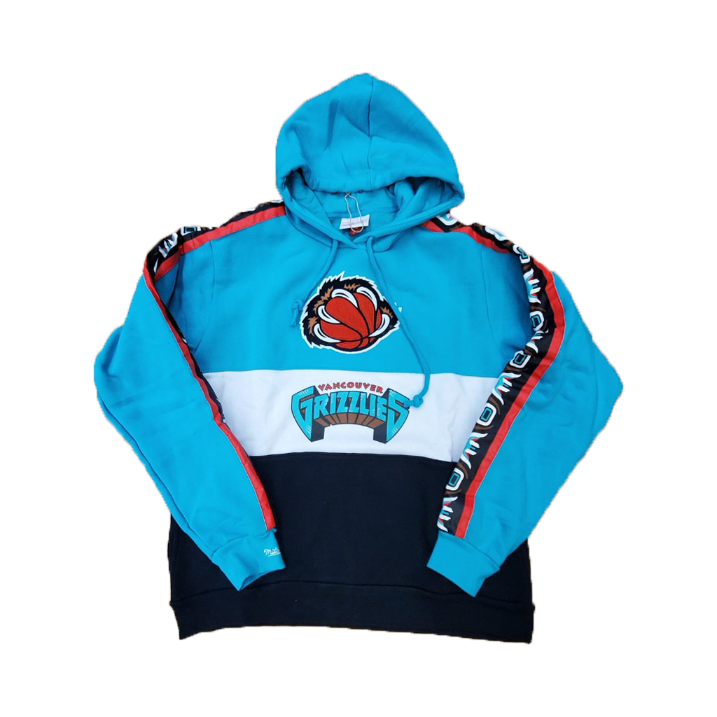 Mitchell & Ness Leading Scorer Fleece Hoody Vancouver Grizzlies