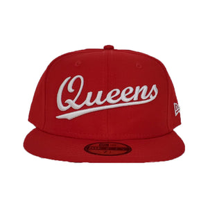NEW ERA 59FIFTY RED QUEENS FITTED HAT