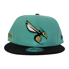 Load image into Gallery viewer, NEW ERA CHARLOTTE HORNETS CITY EDITION 9FIFTY SNAPBACK