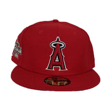 Load image into Gallery viewer, New Era 2010 All Star Game Red Los Angeles Angeles Fitted 59Fifty Hat