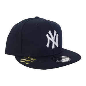 New Era Duel Logo New York Yankees Snapback