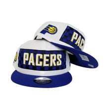 Load image into Gallery viewer, New Era NBA City Series Edition Indiana Pacers Snapback 9Fifty Hats