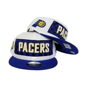 New Era NBA City Series Edition Indiana Pacers Snapback 9Fifty Hats