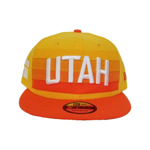 New Era NBA City Series Edition Utah Jazz Snapback 9Fifty Hats