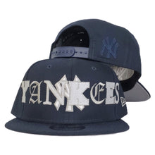 Load image into Gallery viewer, New Era NEW YORK YANKEES MIXED FONT 9FIFTY SNAPBACK