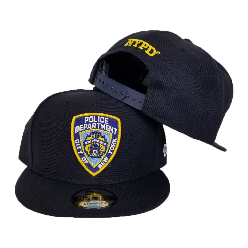 New Era Navy Blue New York City Police Department