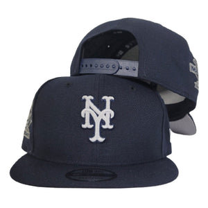 New Era Navy Blue New York Mets 25th Anniversary 9Fifty Snapback